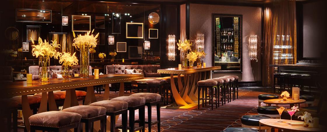 Vegas partner lounge
